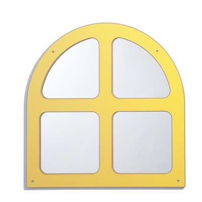 Whitney Brothers Window Keystone Mirror
