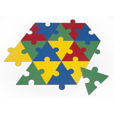 Whitney Brothers Triangle Shape Puzzle