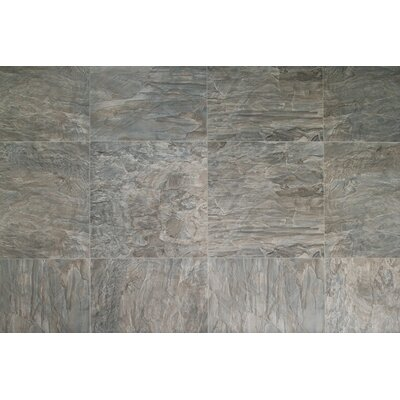 Quick-Step Quadra Natural Stone 8mm Charcoal Grey Slate