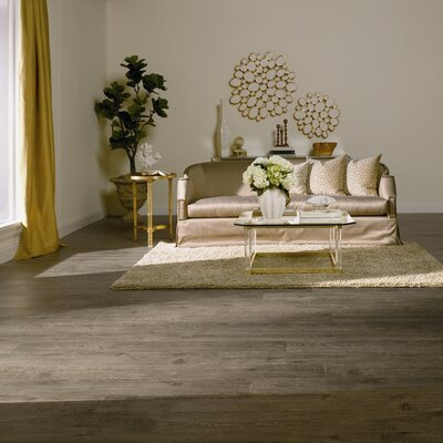 Quick-Step Country 9.5mm Oak Laminate in Rustic Cottage
