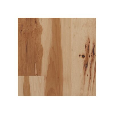 "Mullican Flooring Nature Collection 4"" Solid Hickory Flooring in Nature"