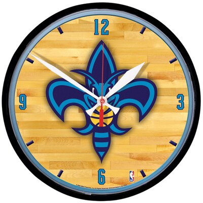 Wincraft, Inc. NBA 12.75&quot; Round Clock - Minnesota Timberwolves