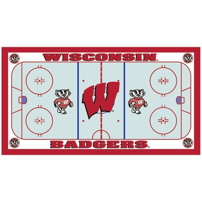 Wincraft, Inc. NCAA Hockey Rink Mat