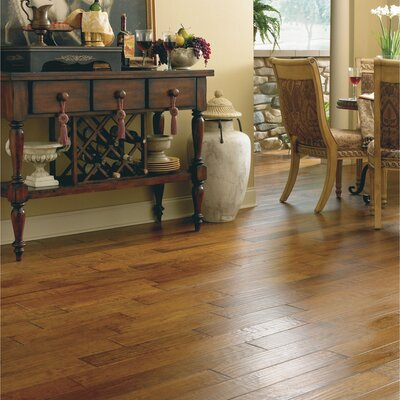 Appalachian Flooring SAMPLE - Casitablanca Handcrafted Engineered Kupay in Panera