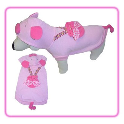Puppe Love Pig Dog Costume