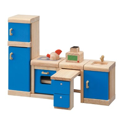 Plan Toys Dollhouse Kitchen-Neo