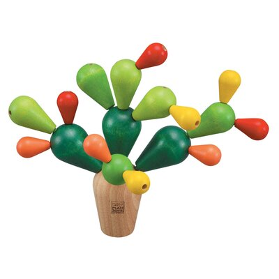 Plan Toys Preschool Balancing Cactus