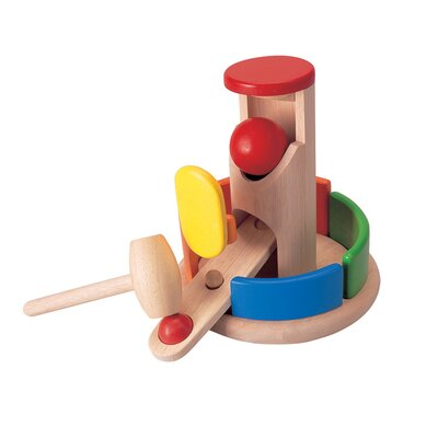 Plan Toys Preschool Tower Pounding