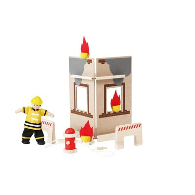 Plan Toys Fire Engine Accessories