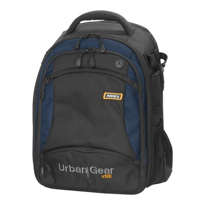 Urban Gear Large Backpack in Blue