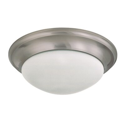 Nuvo Lighting Transitional Flush Mount