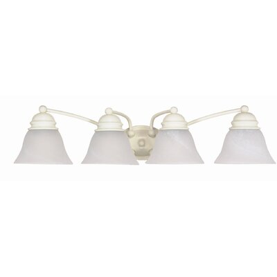 Nuvo Lighting Empire 4 Light Vanity Light
