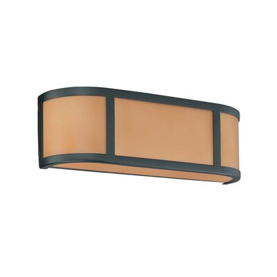 Nuvo Lighting Odeon 2 Light Wall Sconce