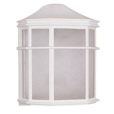 Nuvo Lighting  Wall Lantern in White