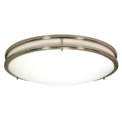 Nuvo Lighting Glamour Energy Star Flush Mount