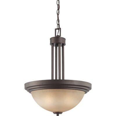 Nuvo Lighting Harmony 3 Light Inverted Pendant