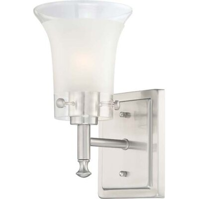 Nuvo Lighting Patrone 1 Light Bath Vanity Light