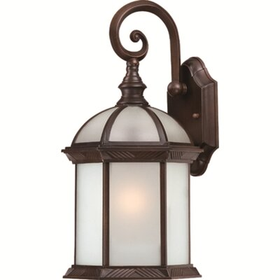 Nuvo Lighting Boxwood 1 Light Outdoor Wall Lantern
