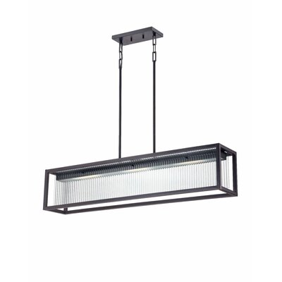 Bin 3 Light Kitchen Island Pendant