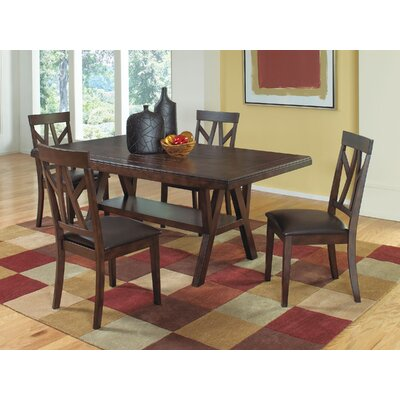 Welton Cantrell 5 Piece Dining Set