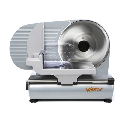 "Weston 9"" Meat Slicer"