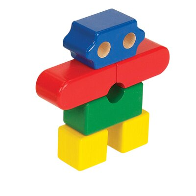 Guidecraft Robot Primary Puzzle