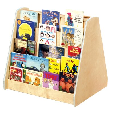 Guidecraft Big Book Library Storage