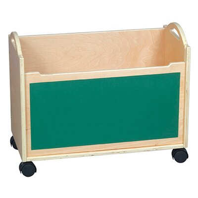 Guidecraft Block Toy Box