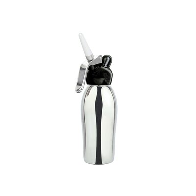 Liss Dessert Chef 1 Pint Cream Whipper in PolishedStainless Steel