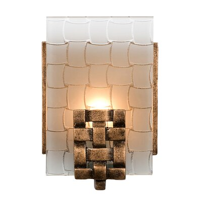 Varaluz Recycled Dreamweaver Bath Light - One Light