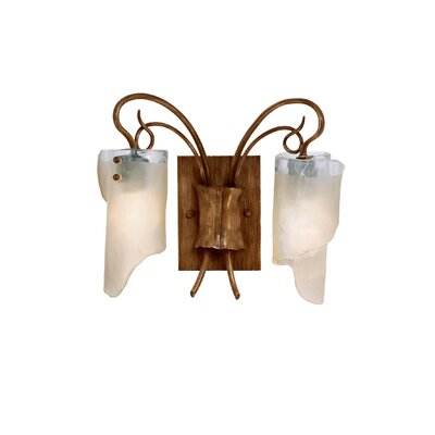 Varaluz Recycled Soho Bath Light - Two Light