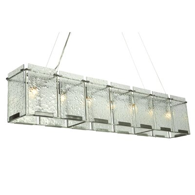 Varaluz Recycled Rain 7 Light Pendant