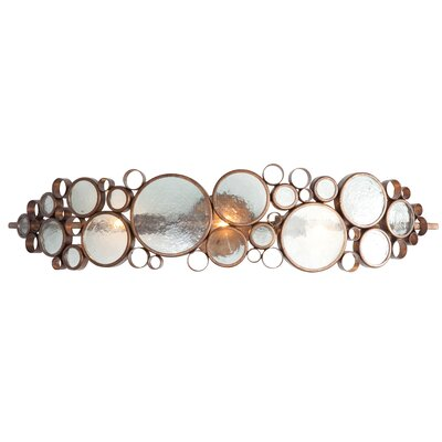 Varaluz Recycled Fascination Bath Light - Three Light