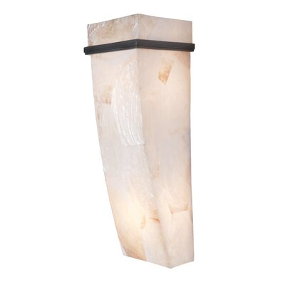Varaluz Sustainable Shell Big Sconce - Two Light