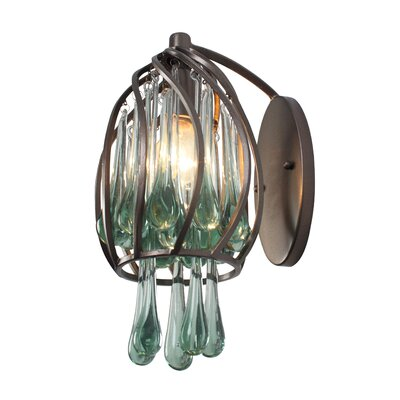 Varaluz Area 51 1 Light Wall Sconce