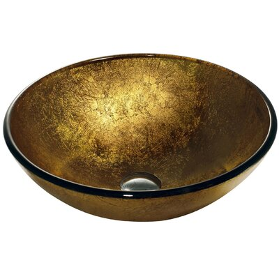 Liquid Gold Bathroom Sink - VG07026