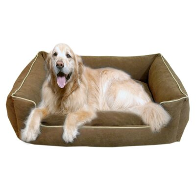Low Profile Kuddle Lounge Dog Bed