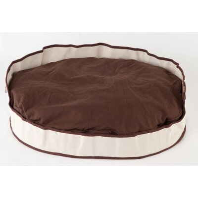 Everest Pet Tote Cuddler Oval Pet Bed