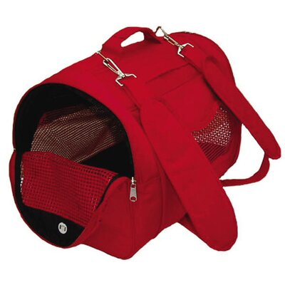 Backpack Pet Carrier in Red