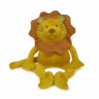 NoJo Jungle Tales Lenny the Lion Stuffed Animal