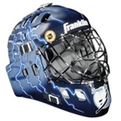 Franklin Sports NHL Mini Goalie Mask Ornament