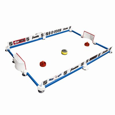Franklin Sports NHL Table Top Hover Hockey