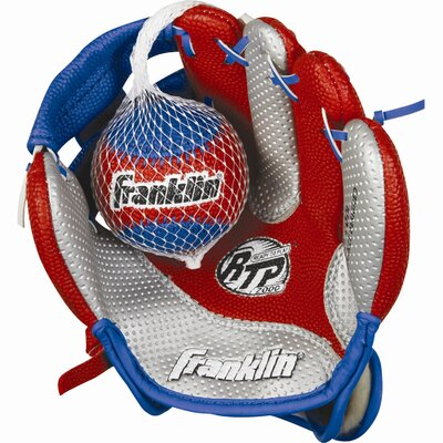 Franklin Sports Youth Glove and Ball Set
