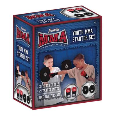 Franklin Sports MMA Youth Starter Set