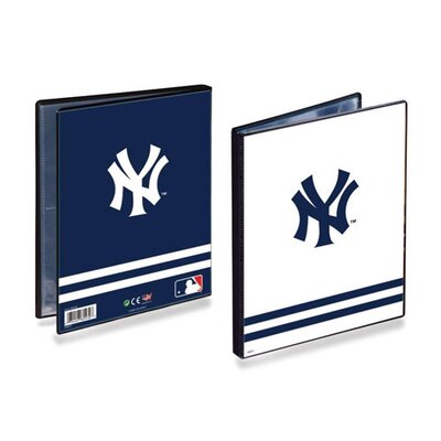 Ultra Pro MLB Baseball Card Portfolio (4 Pocket Pages)