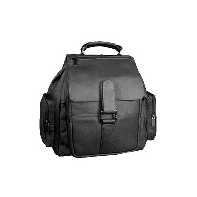 David King Top Handle Promotional Backpack