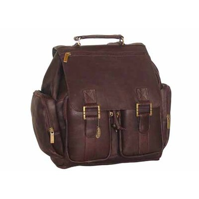 David King Laptop Backpack Bag