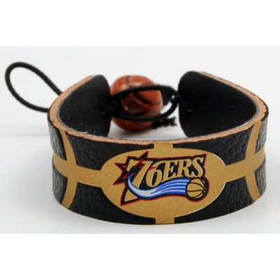 Gamewear NBA Team Leather Wrist Band