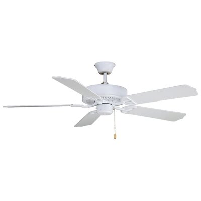 "Fanimation 52"" Builder Series 5 Blade Standard Ceiling Fan"
