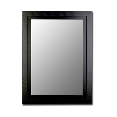 Hitchcock Butterfield Company Manhattan Mirror in Black